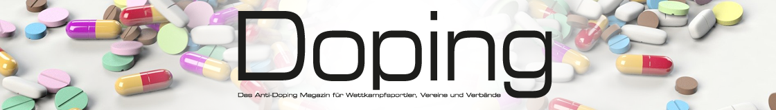Doping Magazin Logo